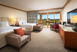 The Canyon Suites at The Phoenician, a Luxury Collection Resort, Scottsdale, Üdülőközpontok  Scottsdale - big - 34
