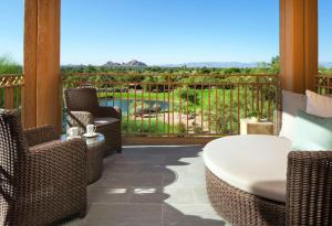 The Canyon Suites at The Phoenician, a Luxury Collection Resort, Scottsdale, Üdülőközpontok  Scottsdale - big - 27