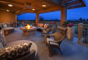 The Canyon Suites at The Phoenician, a Luxury Collection Resort, Scottsdale, Üdülőközpontok  Scottsdale - big - 21