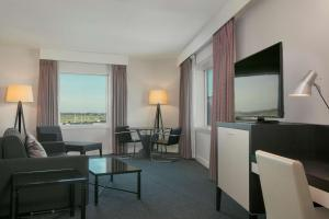 Sheraton Amsterdam Airport Schiphol, Hotels  Schiphol - big - 8