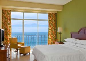 Premium King Room with Ocean Room