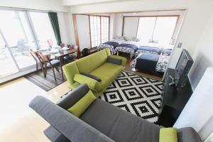 Shinagawa Super Apartment, Apartmanok  Tokió - big - 1