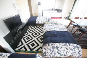 Shinagawa Super Apartment, Ferienwohnungen  Tokio - big - 15