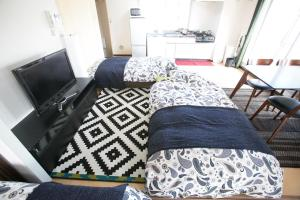 Shinagawa Super Apartment, Apartmanok  Tokió - big - 15