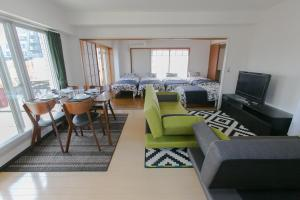 Shinagawa Super Apartment, Ferienwohnungen  Tokio - big - 32