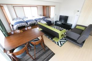 Shinagawa Super Apartment, Ferienwohnungen  Tokio - big - 33