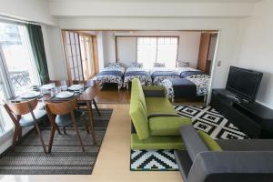 Shinagawa Super Apartment, Ferienwohnungen  Tokio - big - 44