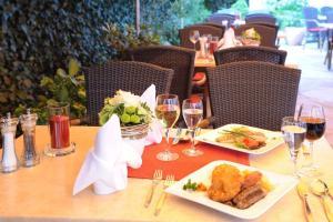 Hotel & Restaurant Hugenottengarten, Hotely  Friedrichsdorf - big - 19
