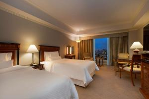 Executive Twin Room with City View - Non-Smoking