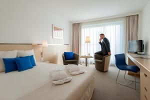 Novotel Berlin Mitte, Hotels  Berlin - big - 5
