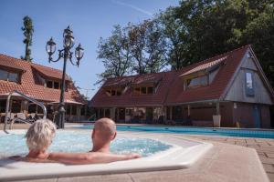 Huize Hölterhof Wellness Hotel Restaurant, Szállodák  Enschede - big - 32