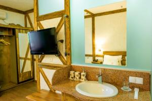 Orbita Boutique Hotel, Hotels  Shymkent - big - 44