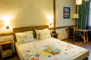Orbita Boutique Hotel, Hotels  Shymkent - big - 46