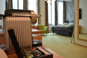 Suite with Private Sauna