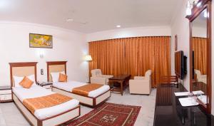 Ramyas Hotels, Hotely  Tiruchchirāppalli - big - 6