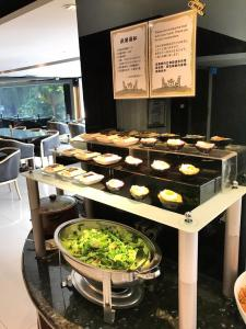 JBG Hotspring Resort Hotel, Hotels  Taipei - big - 31
