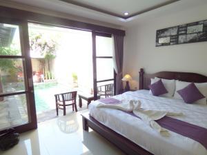 Angel Villa Kesari Sanur, Villas  Sanur - big - 5