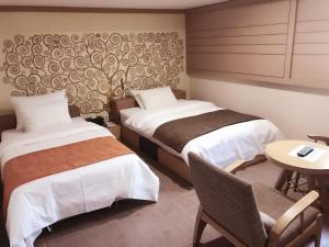 Suwon Orsay Business Hotel, Hotely  Suwon - big - 15