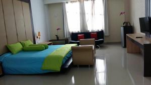 City Hotel, Hotel  Tasikmalaya - big - 27