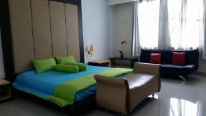 City Hotel, Hotel  Tasikmalaya - big - 29