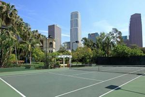 Downtown LA City View Suite, Апартаменты  Лос-Анджелес - big - 51