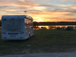 Norrsken Lodge Camping