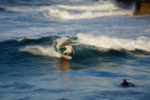 Beach Villa Tofinho, Ferienhäuser  Praia do Tofo - big - 17