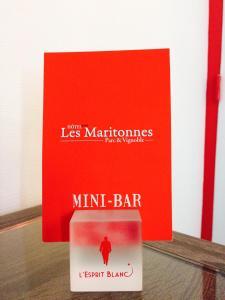 Les Maritonnes Parc & Vignoble, Hotel  Romanèche-Thorins - big - 48