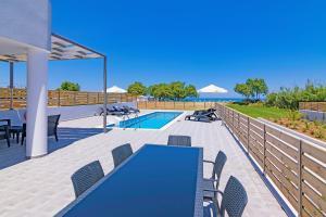 Blue Oyster Villas, Виллы  Платанес - big - 30