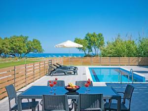 Blue Oyster Villas, Виллы  Платанес - big - 33