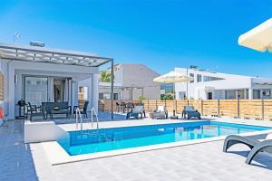 Blue Oyster Villas, Villas  Platanes - big - 44