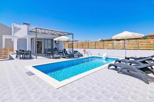Blue Oyster Villas, Виллы  Платанес - big - 49
