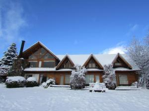 Hostería Casa del Lago, Penziony – hostince  Villa La Angostura - big - 47