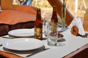 Hostería Casa del Lago, Penziony – hostince  Villa La Angostura - big - 16