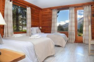 Hostería Casa del Lago, Penziony – hostince  Villa La Angostura - big - 7
