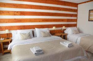 Hostería Casa del Lago, Penziony – hostince  Villa La Angostura - big - 8