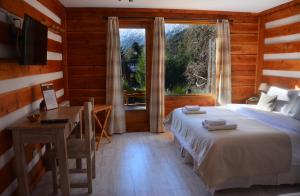 Hostería Casa del Lago, Penziony – hostince  Villa La Angostura - big - 9