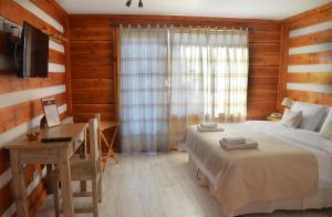 Hostería Casa del Lago, Penziony – hostince  Villa La Angostura - big - 10