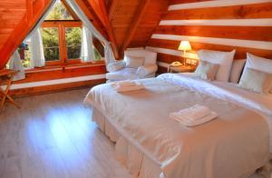 Hostería Casa del Lago, Penziony – hostince  Villa La Angostura - big - 14
