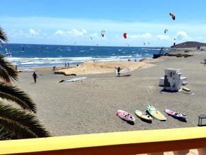 Casa playa medano, Dovolenkové domy  El Médano - big - 28