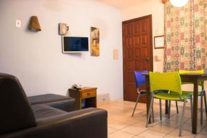 DAPRAIA - APART TAPERAPUAN PRAIA VILLAGE, Apartmanok  Porto Seguro - big - 20