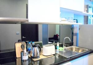Sky walk condominium, Apartments  Bangkok - big - 3