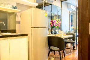 Sky walk condominium, Apartments  Bangkok - big - 6