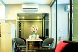 Sky walk condominium, Apartments  Bangkok - big - 9