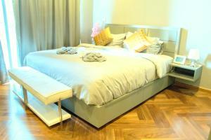 Sky walk condominium, Apartments  Bangkok - big - 11