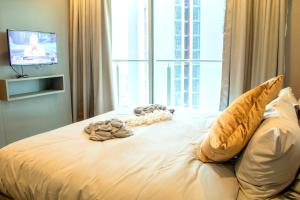 Sky walk condominium, Apartments  Bangkok - big - 13