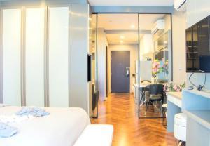 Sky walk condominium, Apartments  Bangkok - big - 16