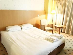 Hotel Seagull Tenpozan Osaka, Hotels  Osaka - big - 4