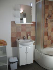 Penzion Pod Vápenkami, Guest houses  Strážnice - big - 35