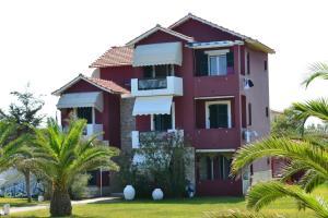 Villa Ioli, Affittacamere  Città di Lefkada - big - 48